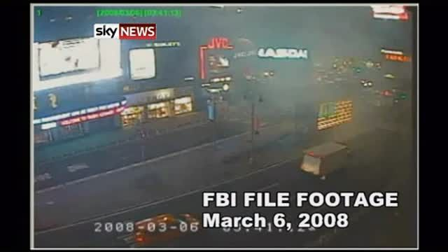 News video: Times Square Bombing Video Released