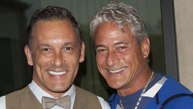 News video: Diving Champ Greg Louganis is Engaged!