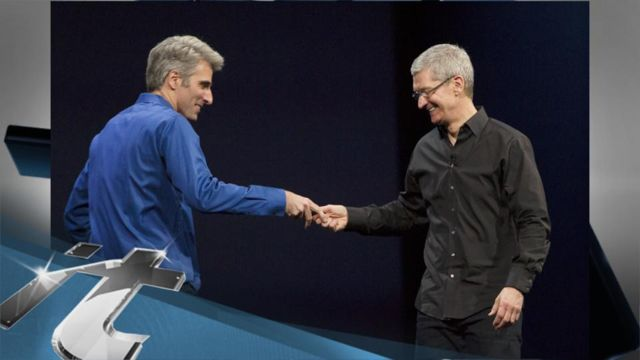 News video: Tech Companies News Byte: Tim Cook Vs. Jony Ive: Battle of the WWDC Tweets