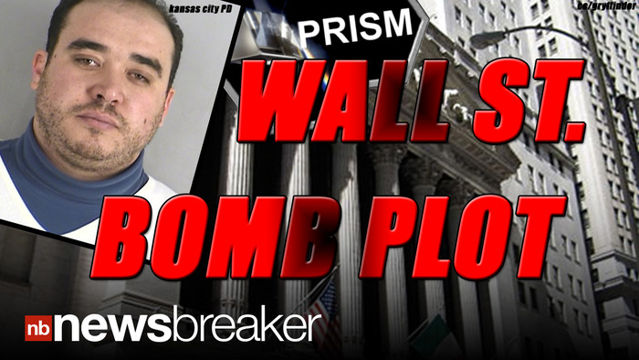News video: WALL ST BOMB PLOT: KC Man Feds Say Plotted to Blow Up the NY Stock Exchange