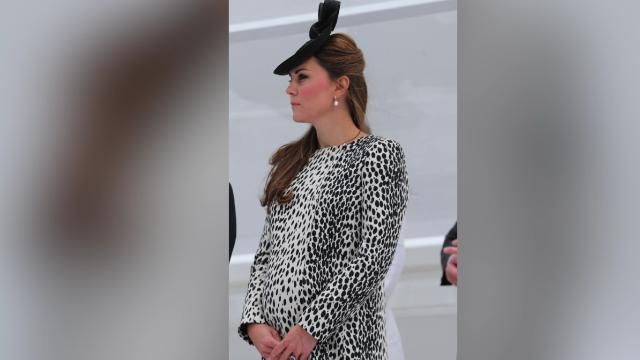 News video: Copy Kate Middleton's Best Maternity Styles
