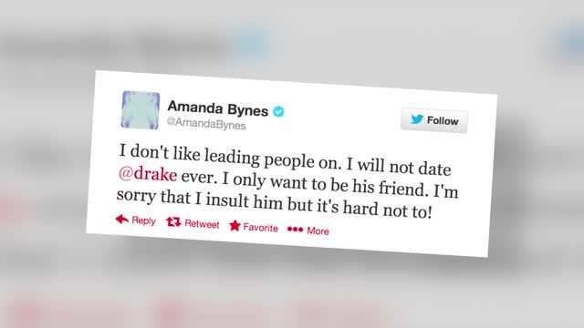 News video: Amanda Bynes Continues to Hurl and Retract Insults to Celebrities