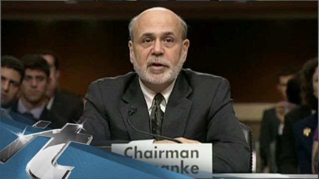 News video: Federal Reserve Latest News: Public Seeks Clarity From Bernanke